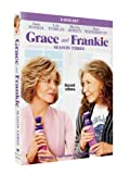 Grace and Frankie Season 3 (DVD, 2017, 3-Disc Set) BestForYou