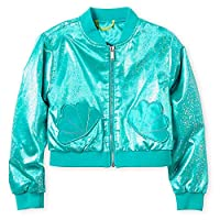 Disney Ariel Varsity Jacket for Girls - Blue