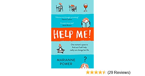 Me Power Reviews >> Help Me One Woman S Quest To Find Out If Self Help Really Can