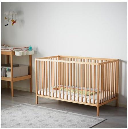 IKEA SNIGLAR beech Cot 60x120 cm