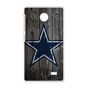 Wood Star Fashion Comstom Plastic case cover For Nokia Lumia X