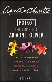 Poirot: The Complete Ariadne Oliver, Vol. 1