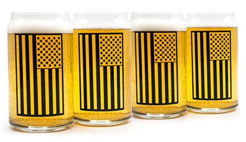 Beer Can Glasses City Glass