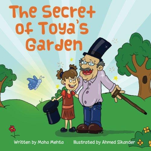 Download The Secret of Toya's Garden ebook