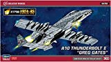 Hasegawa Creator Works Series area 88 A-10 Thunderbolt 2 Greg Gates 1/72 scale plastic model 64760