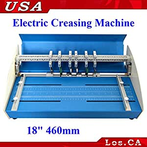 ECOSS 18inch 460mm Electric Creaser Scorer Perforator 2in1 Combo Paper Creasing Card