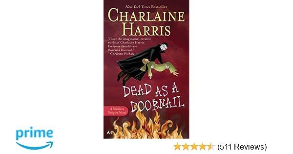Amazon Dead As A Doornail Sookie Stackhouse True Blood Book
