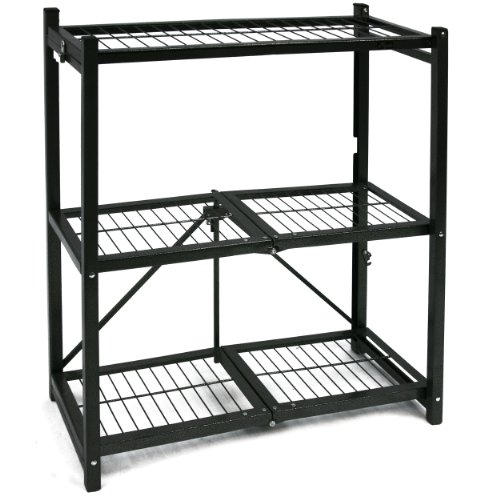 Origami R3-01 General Purpose 3-Shelf Steel Collapsable Storage Rack, Small by Origami (Image #5)