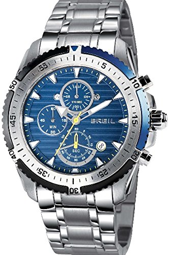 Breil Ground Edge TW1429 mens quartz watch