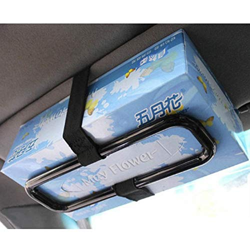 Lily Tissue Box - Storage Holders Racks - Car Covers Convenient 1 Pc Tissue Box Seat Back Styling Paper Holder Vehicle Sunshade Board39;wheel Boxes Pc Window Door Car Rack Boxs Kleenex Compute