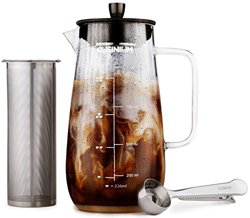 iced tea maker glass pitcher - 4