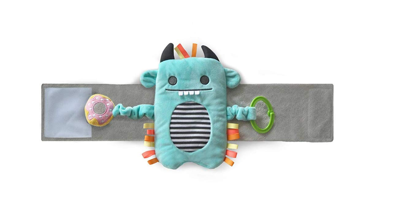 AGGIE MD Gripebelt Colic /& Upset Stomach Stress Relief Sensory Toy Baby to Big Kid Blue