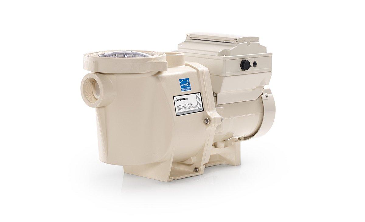 Pentair IntelliFlo VSF - Variable Speed and Flow Pool Pump - 3 Horsepower, 230 Volts - 011056 - Energy Star Certified - 2018