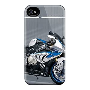 Fashionable OAk14337RIBO Iphone 4/4s Cases Covers For 2013 Bmw Hp4 Protective Cases