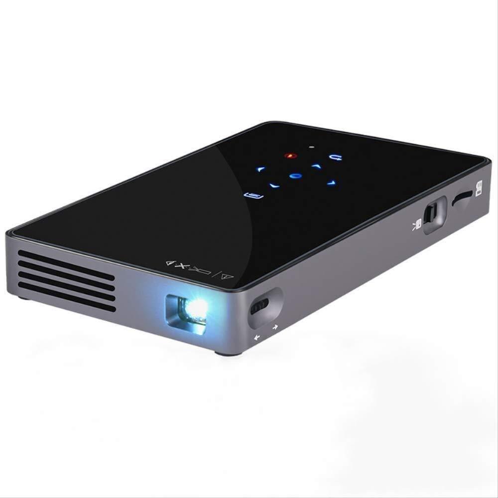 AMY-ZW Proyector 3D Bluetooth WiFi Conexión Inicio Mini Full ...
