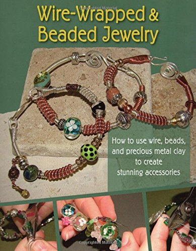 Read Online Wire-Wrapped & Beaded Jewelry pdf