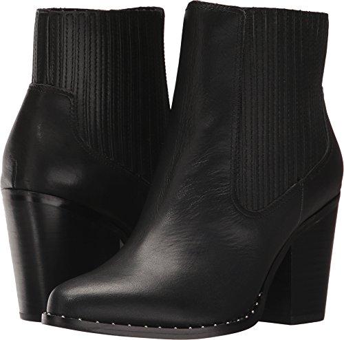 Chinese Laundry Women's Sonya Boot, Black Leather, 8.5 M US ()