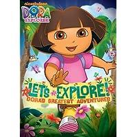 Dora la exploradora: ¡Vamos a explorar! Las mejores aventuras de Dora