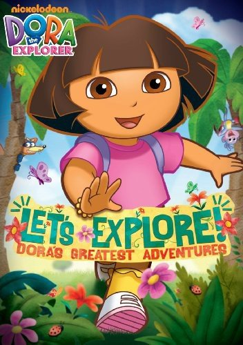 Dora The Explorer: Let's Explore! Dora's Greatest