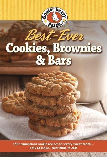 150 Best-Ever Cookie, Brownie & Bar Recipes (Everyday Cookbook Collection) by Gooseberry Patch
