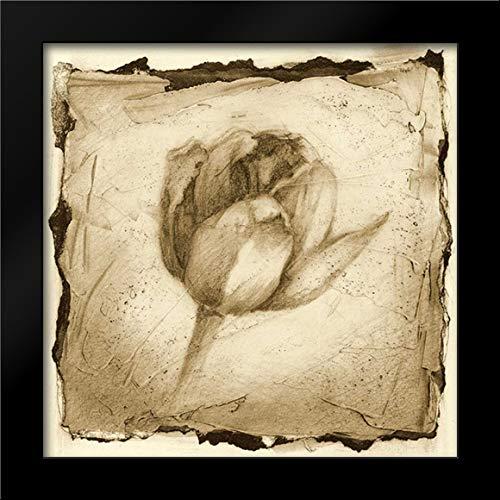 Floral Impression I 15x15 Framed Art Print by Harper, Ethan