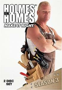amazoncom holmes on homes season 3 mike holmes frank
