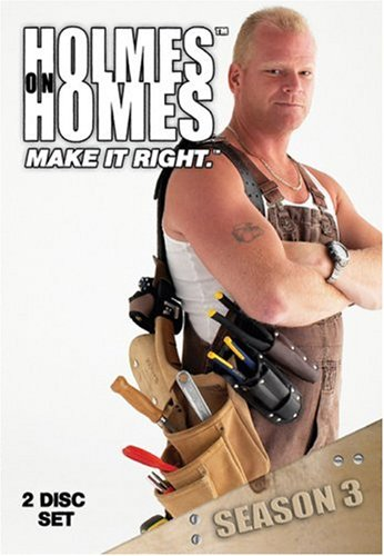 Holmes on Homes: Season Three Mike Holmes eOne Films Instructional / Educational Movie