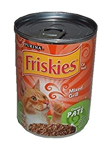 8. Friskies Cat Food Diversion Can Safe stash box by THE CAN KING