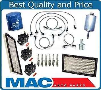 Amazon.com: Mac Auto Parts 158576 Spark Plug - Juego de ...