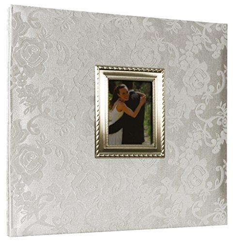 Mcs Mbi 13 5x12 5 Inch Wedding Scrapbook Album With 12x12