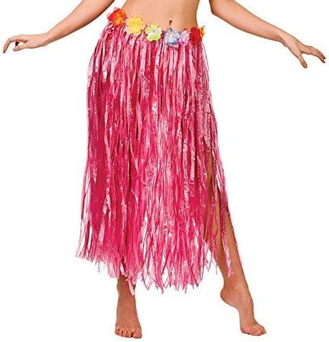 "Sea View Treasures Bulk 12 Pack Deluxe Adult 32\"" Long Flowered Grass Hula Skirt Assortment"
