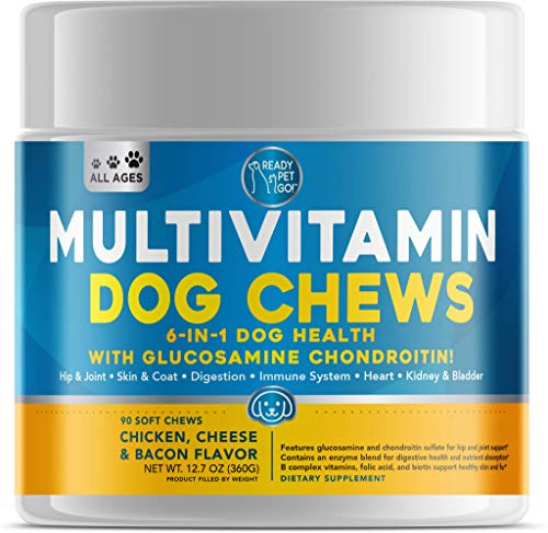 Dog Multivitamin Glucosamine for