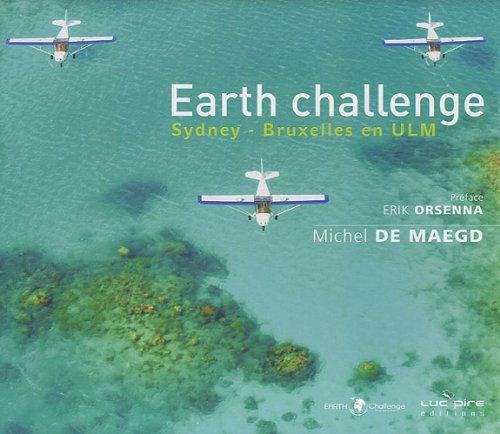 Earth challenge : Sydney-Bruxelles en ULM