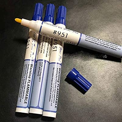 Logicstring Stylo de soudage 951 Stylo Flux Stylo de soudage sans Nettoyage 186 Type de colophane Stylo /à souder Circuit imprim/é Outil de soudage