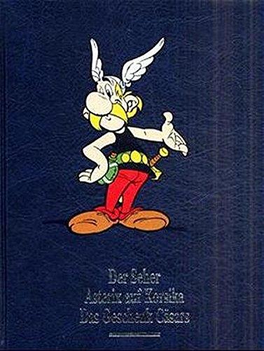 Asterix Gesamtausgabe, Bd.7, Der Seher - Asterix auf Korsika - Das Geschenk Caesars
