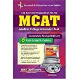 img - for MCAT: The Best Test Preparation for the Medical College Admission Test (Book & CD-ROM) book / textbook / text book