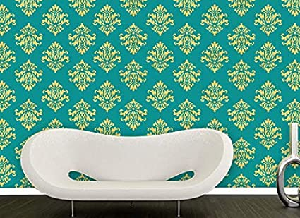 Buy Gallerist Wall Painting Stencil: Modern Design Wall