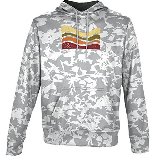 cheap ProSphere Boys' Wave Surfing Camo Hoodie Sweatshirt (Apparel) on sale