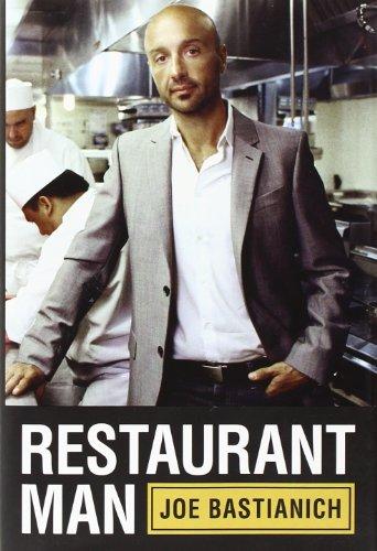 Restaurant Man [Bastianich, Joe] (Tapa Dura)