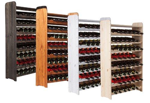 Impag® Weinschrank für 56 Flaschen Kirsch