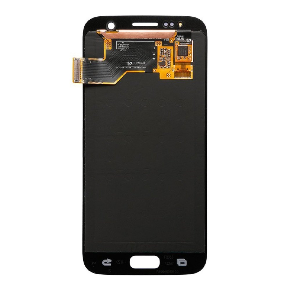 LCD Display Touch Screen Digitizer Assembly Replacement for Samsung Galaxy S7 G930 G930A G930V G930P G930T G930R G930F (Black) by SELENECHEN (Image #2)