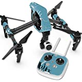 Skin For DJI Inspire 1 Quadcopter Drone – Super Squad | MightySkins Protective, Durable, and Unique Vinyl Decal wrap cover | Easy To Apply, Remove, and Change Styles | Made in the USA