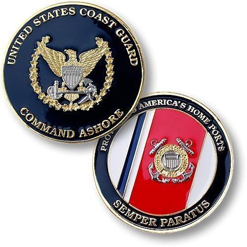 Coast Guard Command Ashore ()