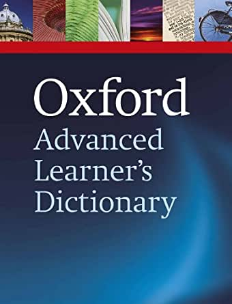 8th edition learner dictionary oxford advanced pdf