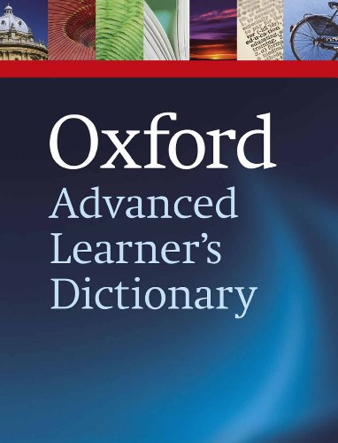 (Oxford Advanced Learner's Dictionary, 8th edition (Oxford Advanced Learner's Dictionary))