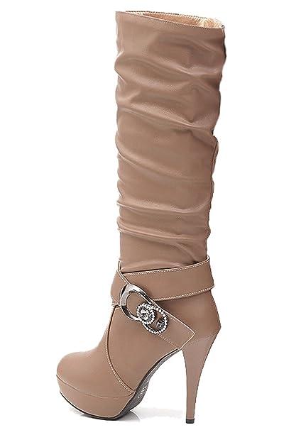Botas Comodas de Mujer | Moda para mujer, Botas de moda y