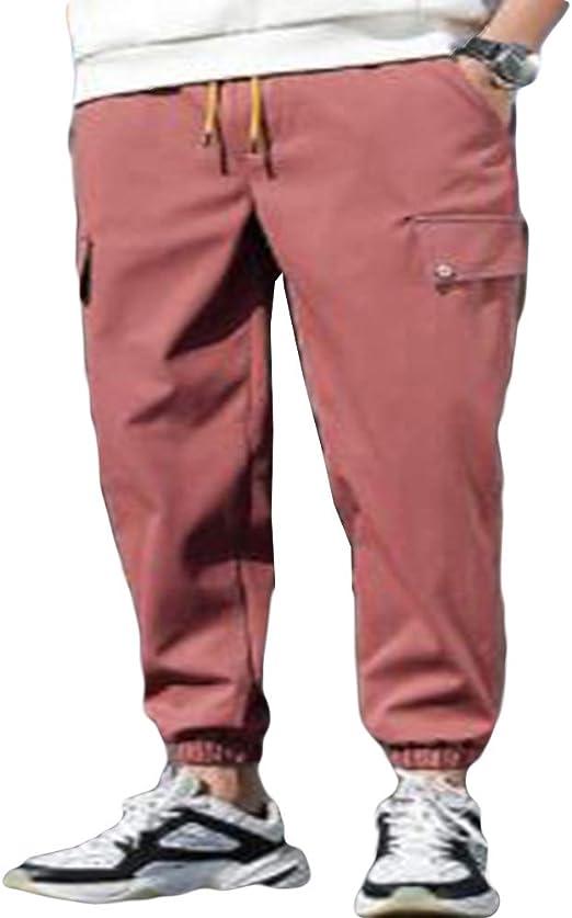 [Ksila]ロングパンツ メンズ ゆったり テーパードパンツ 黒パンツ テーパードパンツ 春 ジョガーパンツ ワークパンツ カジュアル ストリート系 デニムパンツ