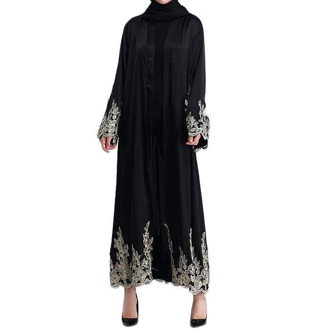 d2cacefcad7f3 Amazon.com  Lovewe Women Muslim Dress