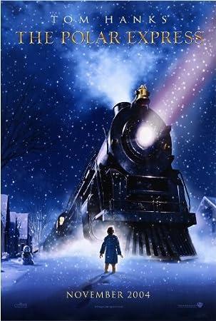 Amazon.com: The Polar Express - Movie Poster - 11 x 17: Prints: Posters &  Prints
