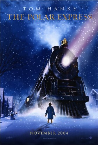 The Polar Express - Movie Poster - 11 x (Polar Express Movie Poster)